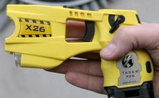 La Policía Municipal de Madrid usará pistolas eléctricas