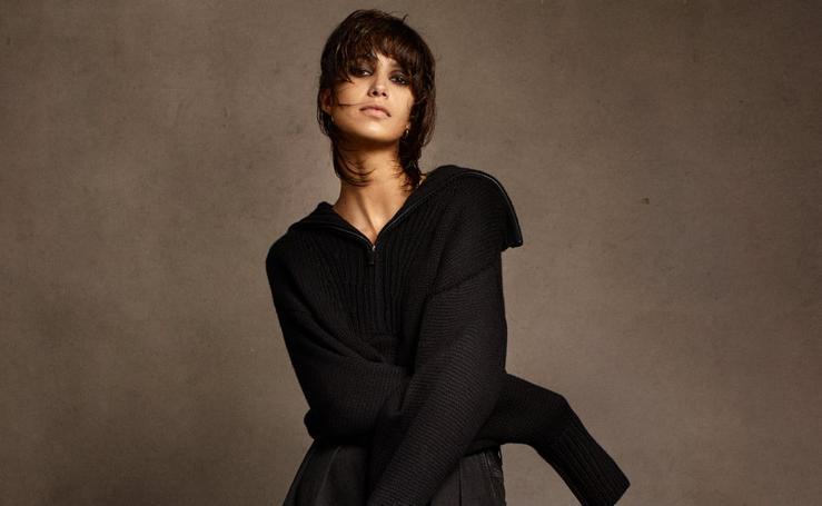 La doble de una conocida modelo vasca protagoniza el nuevo proyecto de Zara