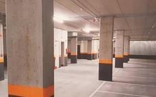 Los aspirantes a los garajes de la promoción de Alango duplican al número de plazas