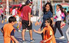 El fútbol de Evelina que ayuda a las mujeres