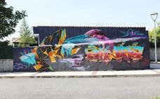 Los grafiteros decorarán Arteaga este fin de semana