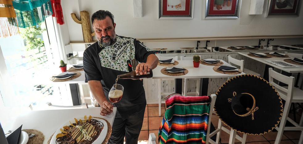 Delicias mexicanas en Vitoria