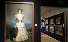 Queda sin comprador un retrato de Sorolla en una subasta de Londres