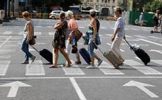 El tirón laboral del turismo en Euskadi
