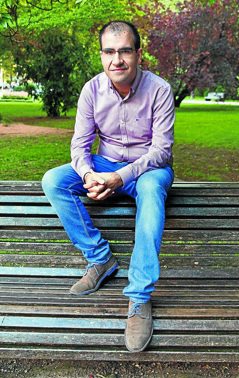 El ex 'número dos' de Cs Euskadi deja el partido entre duros ataques a Rivera
