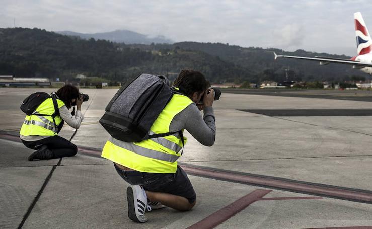 Fotografías con alas
