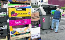 La limpieza viaria y recogida de basuras de Erandio costará 30 millones en 10 años