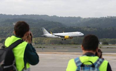 El día grande para los aficionados a 'cazar' aviones