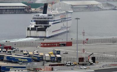 Hallan en un puerto inglés a 21 polizones embarcados en el puerto de Bilbao
