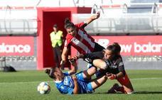 El Athletic sucumbe en Lezama