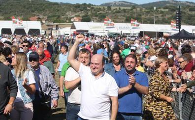 Ortuzar reclama el voto «vasco» el 10-N frente al «bochorno» de la política nacional
