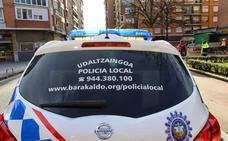 Detenido en Barakaldo por agredir a su pareja, una mujer menor de edad