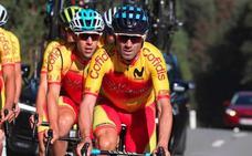 Alejandro Valverde abandona en el Mundial