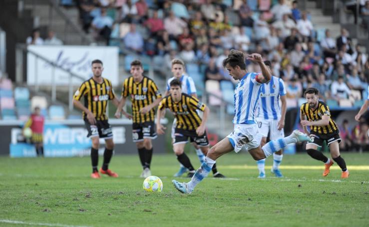 Barakaldo-Real Sociedad B, en imágenes