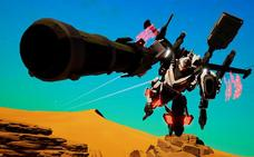 Daemon x Machina: 'mechas' a mansalva
