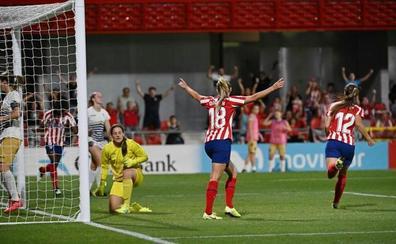Barça-Minsk y City-Atlético, en octavos de la Champions femenina