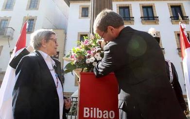 Bilbao homenajea al «complejo» y «poliédrico» Unamuno en el 155 aniversario de su nacimiento