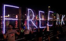 «Hacen falta mártires para que la revolución de Hong Kong avance»