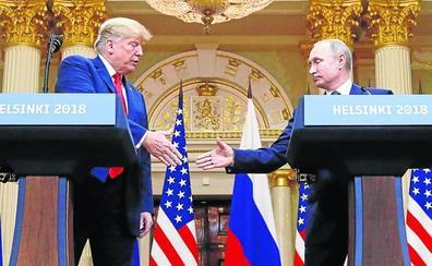 El Congreso de EE UU reclama el acceso a las conversaciones entre Trump y Putin