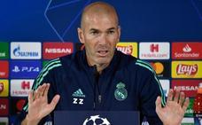 Zidane: «Vamos cuartos. Tenemos que sumar sí o sí»