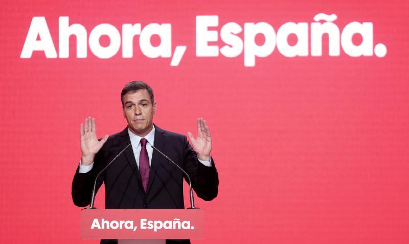 España entra en campaña