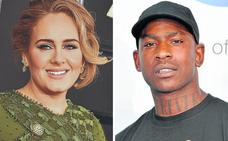 Adele recupera el amor medio año después con el rapero Skepta