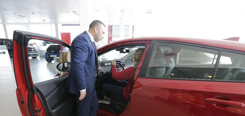 Las ventas de coches en Euskadi repuntan un 10% en septiembre, pero persiste la incertidumbre