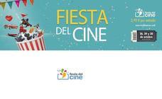 Fiesta Del Cine octubre 2019 España: fechas y entradas con acreditación