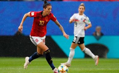 Jennifer Hermoso: «El Mundial ha sido un antes y un después para el fútbol femenino en España»