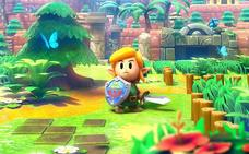 Link's Awakening: The Legend of Zelda a lo Twin Peaks
