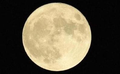 Luna llena de octubre 2019 en España: calendario Lunar