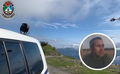 Buscan a un vecino de Larrabetzu de 59 años desaparecido en el Gorbea desde el domingo