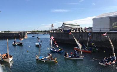 El mayor festival de embarcaciones tradicionales de Bizkaia regresa a Zierbena