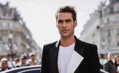 Jon Kortajarena brilla en la semana de la moda de París