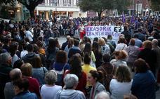 Cientos de basauritarras condenan el ataque