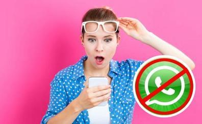 Estos móviles dejarán de tener WhatsApp en 2020