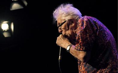 John Mayall, en la gira de los 85 años
