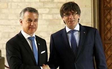 El Gobierno vasco censura la «impertinencia» de Puigdemont sobre ETA y el 155
