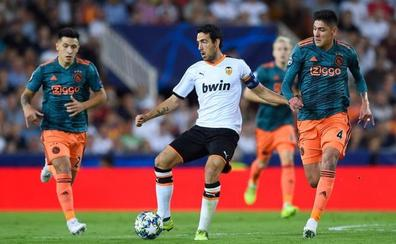 Demasiado Ajax para un Valencia muy inocente