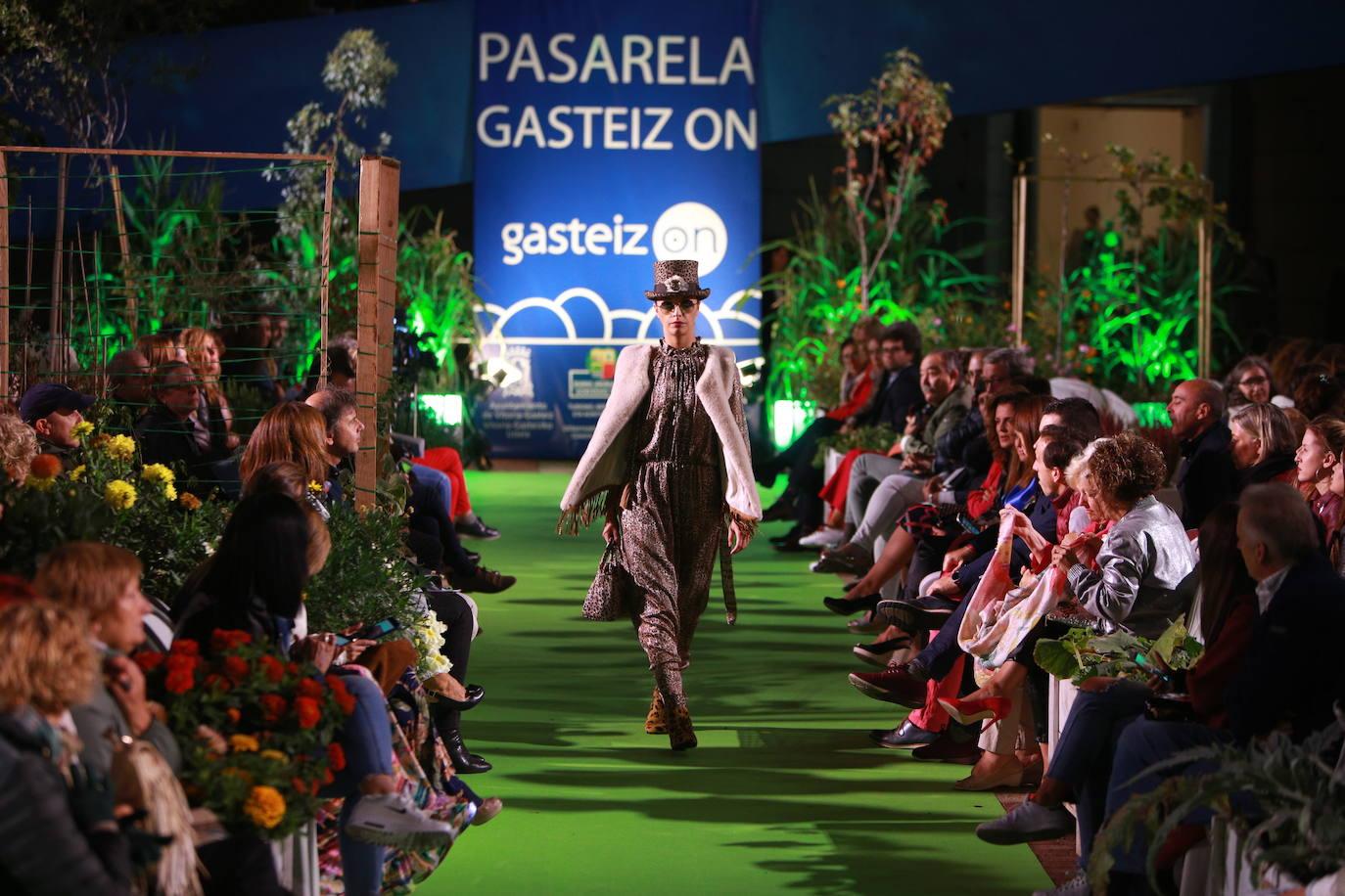La Pasarela Gasteiz On se traslada al Europa y estrena visitas guiadas y una exposición