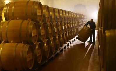Los nuevos aranceles de Trump amenazan los vinos de Rioja Alavesa
