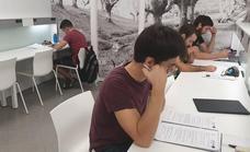 Una nueva aula de estudios permite estudiar hasta la medianoche en Amorebieta