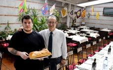 Un gran menú en El Rincón de Carlos (Bilbao)