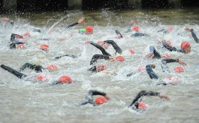 El Bilbao Triathlon congregará el sábado a más de 400 atletas federados y aficionados