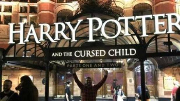 Harry Potter deiturarekin bizitzearen abantailak eta desabantailak