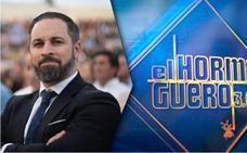 Santiago Abascal visitará 'El Hormiguero'