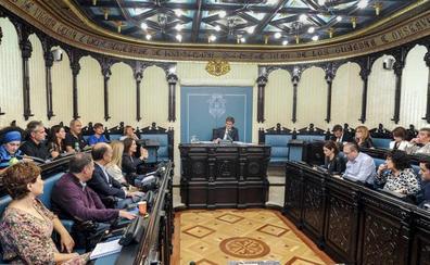 La oposición se abre a pactar con Urtaran pero duda de sus grandes proyectos