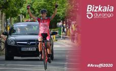 El Bizkaia-Durango anuncia el regreso de Alice Maria Arzuffi