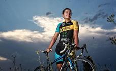 Luisa Ibarrola decide colgar la bicicleta