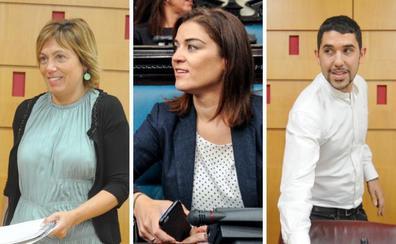 Los rifirrafes de la oposición con el Gobierno local de Vitoria